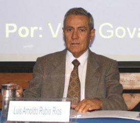 Imagen de perfil Luis Arnoldo Rubio Ríos
