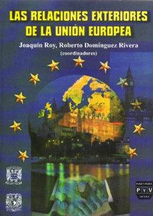 Portada RELACIONES EXTERIORES DE LA UNIÓN EUROPEA