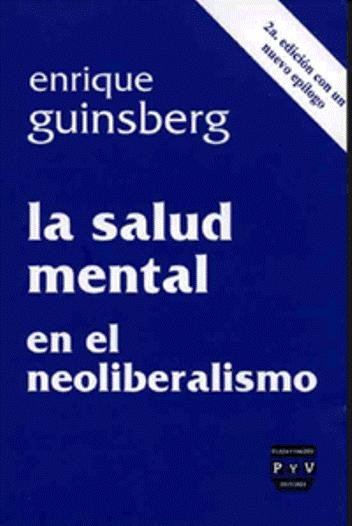Portada SALUD MENTAL EN EL NEOLIBERALISMO