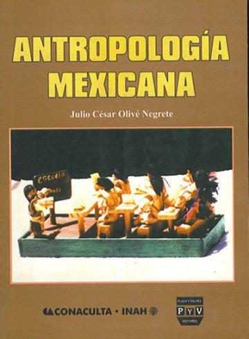Portada ANTROPOLOGÍA MEXICANA