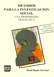 Portada MÉTODOS PARA LA INVESTIGACIÓN SOCIAL