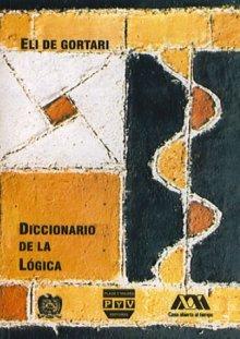 Portada DICCIONARIO DE LA LÓGICA
