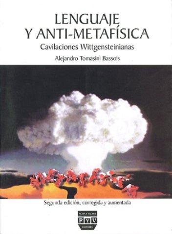 Portada LENGUAJE Y ANTI-METAFÍSICA