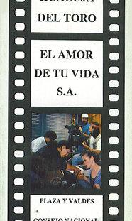 Portada EL AMOR DE TU VIDA   S. A.
