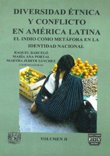 Portada Diversidad étnica y conflicto en América Latina II