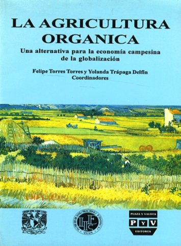 Portada LA AGRICULTURA ORGÁNICA