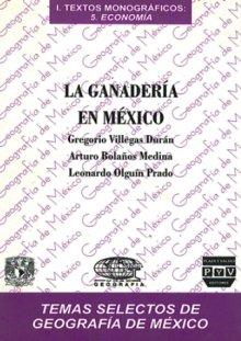 Portada LA GANADERÍA EN MÉXICO