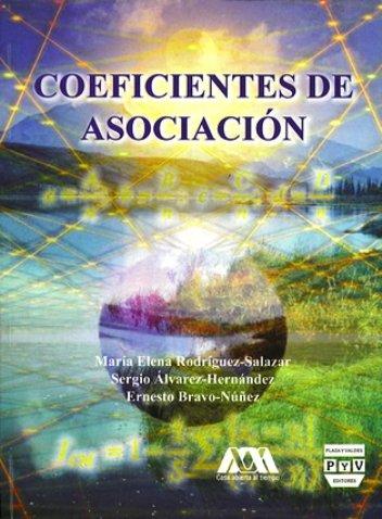 Portada COEFICIENTES DE ASOCIACIÓN