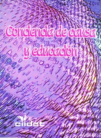 Portada CONCIENCIA DE CAUSA Y EDUCACIÓN