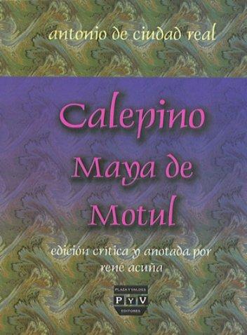 Portada CALEPINO MAYA DE MOTUL