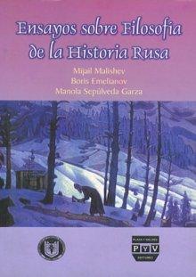 Portada ENSAYOS SOBRE FILOSOFÍA DE LA HISTORIA RUSA