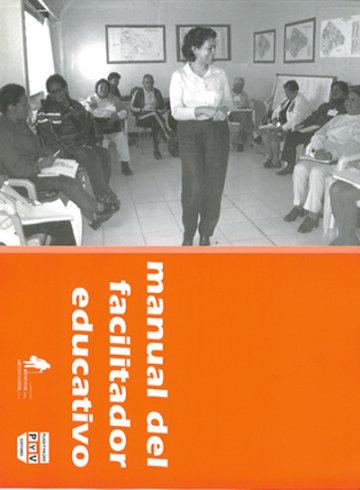 Portada MANUAL DEL FACILITADOR EDUCATIVO
