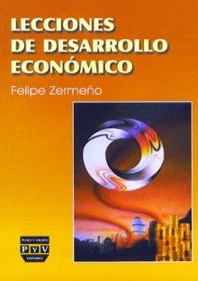 Portada LECCIONES DE DESARROLLO ECONÓMICO
