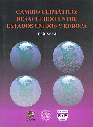 Portada CAMBIO CLIMÁTICO: DESACUERDO ENTRE ESTADOS UNIDOS Y EUROPA