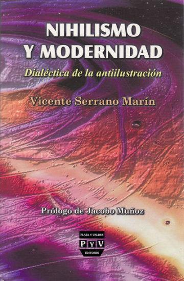 Portada NIHILISMO Y MODERNIDAD