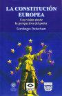Portada LA CONSTITUCIÓN  EUROPEA