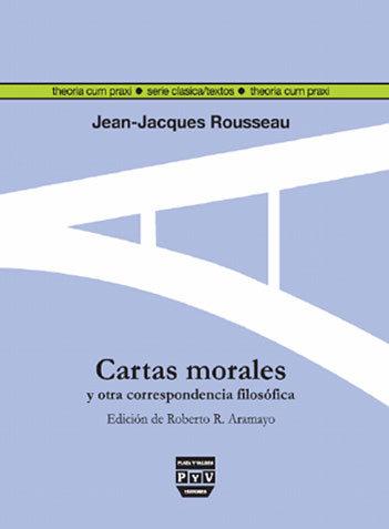 Portada CARTAS MORALES Y OTRA CORRESPONDENCIA FILOSÓFICA