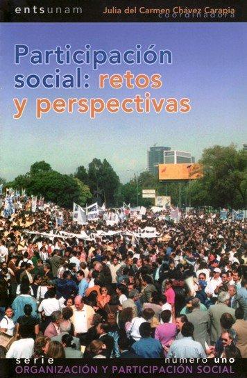 Portada PARTICIPACIÓN SOCIAL: RETOS Y PERSPECTIVAS