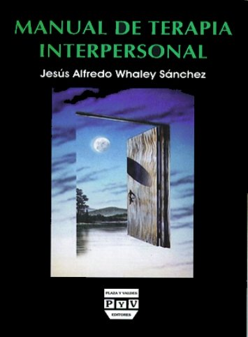 Portada MANUAL DE TERAPIA INTERPERSONAL