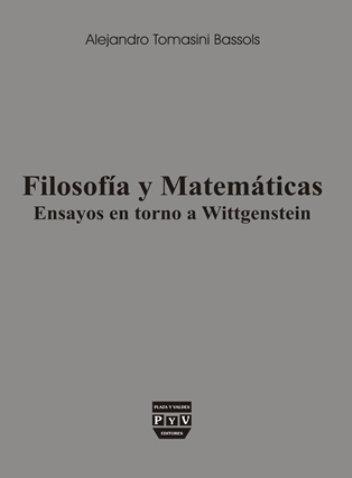 Portada FILOSOFÍA Y MATEMÁTICAS