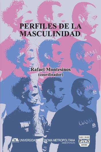 Portada PERFILES DE LA MASCULINIDAD