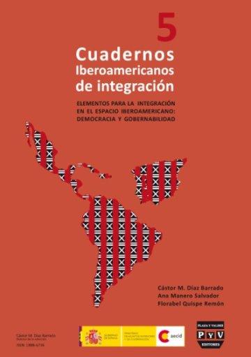 Portada CUADERNOS IBEROAMERICANOS DE INTEGRACIÓN. Nº 5
