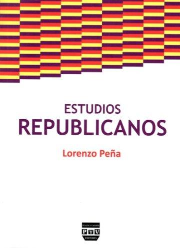 Portada ESTUDIOS REPUBLICANOS