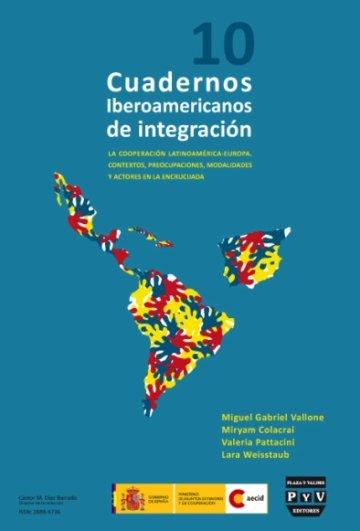 Portada CUADERNOS IBEROAMERICANOS DE INTEGRACIÓN. Nº 10