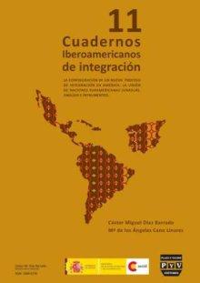 Portada CUADERNOS IBEROAMERICANOS DE INTEGRACIÓN. Nº 11