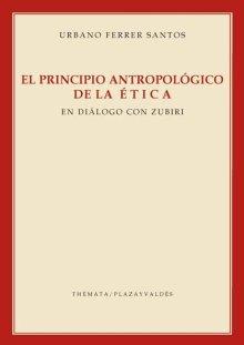 Portada EL PRINCIPIO ANTROPOLÓGICO DE LA ÉTICA