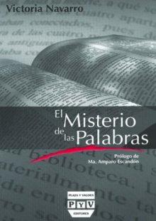 Portada EL MISTERIO DE LAS PALABRAS