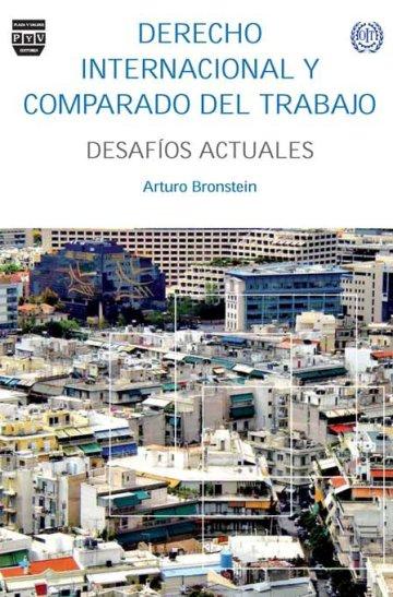Portada DERECHO INTERNACIONAL Y COMPARADO DEL TRABAJO