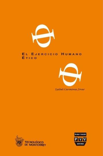 Portada EL EJERCICIO HUMANO ÉTICO