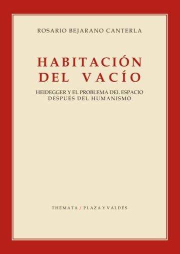 Portada HABITACIÓN DEL VACÍO
