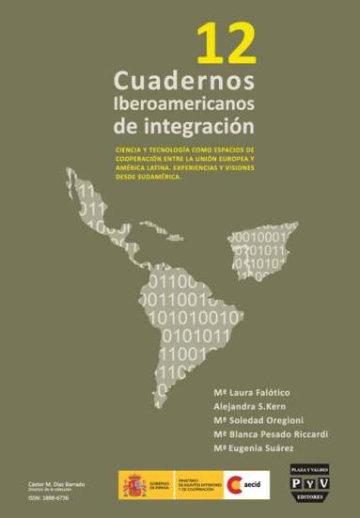 Portada CUADERNOS IBEROAMERICANOS DE INTEGRACIÓN. Nº 12