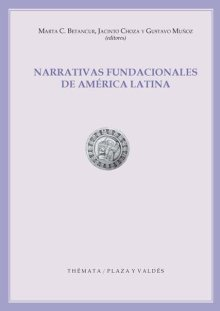 Portada NARRATIVAS FUNDACIONALES DE AMÉRICA LATINA