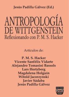 Portada ANTROPOLOGÍA DE WITTGENSTEIN