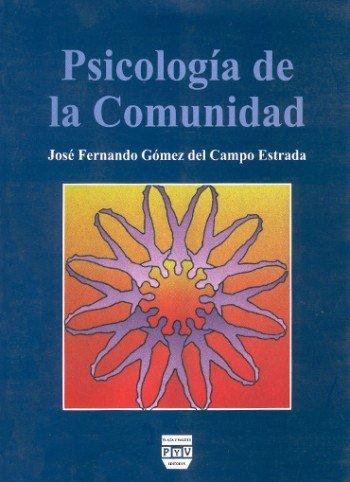 Portada PSICOLOGÍA DE LA COMUNIDAD