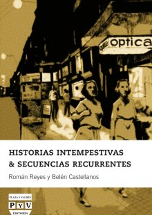 Portada HISTORIAS INTEMPESTIVAS & SECUENCIAS RECURRENTES