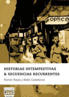 Portada HISTORIAS INTEMPESTIVAS & SECUENCIAS RECURRENTES