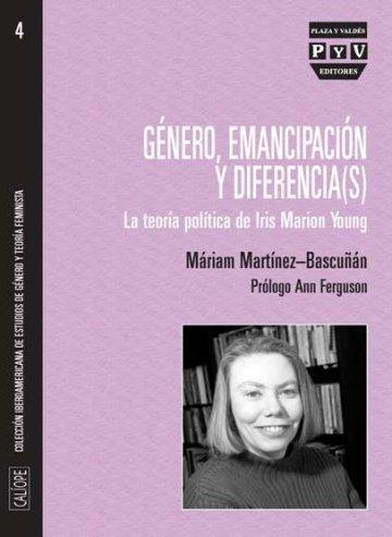 Portada GÉNERO, EMANCIPACIÓN Y DIFERENCIA(S)