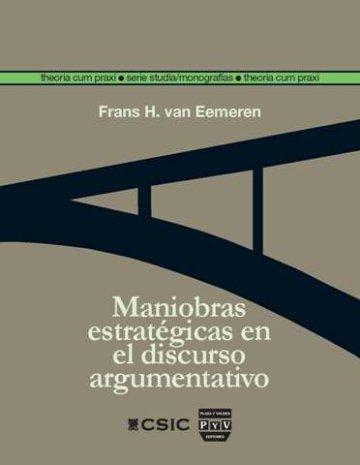 Portada MANIOBRAS ESTRATÉGICAS EN EL DISCURSO ARGUMENTATIVO