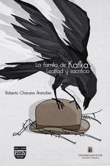 Portada LA FAMILIA DE KAFKA