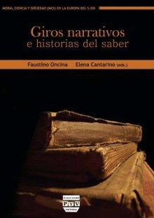 Portada GIROS NARRATIVOS E HISTORIAS DEL SABER