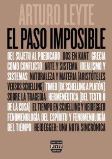 Portada EL PASO IMPOSIBLE