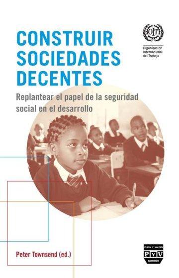 Portada CONSTRUIR SOCIEDADES DECENTES