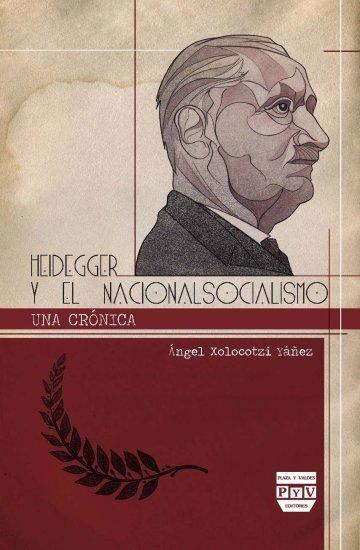 Portada HEIDEGGER Y EL NACIONALSOCIALISMO