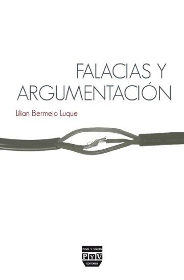 Portada FALACIAS Y ARGUMENTACIÓN