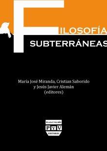 Portada FILOSOFÍAS SUBTERRÁNEAS