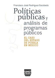 Portada POLÍTICAS PÚBLICAS Y ANÁLISIS DE PROGRAMAS PÚBLICOS